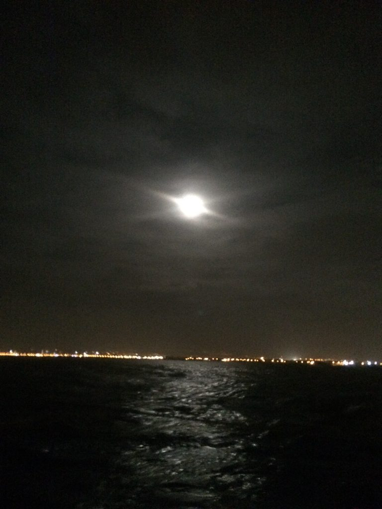 הפלגת ירח מלא